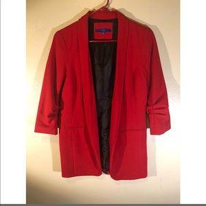 Apt. 9 Red Blazer